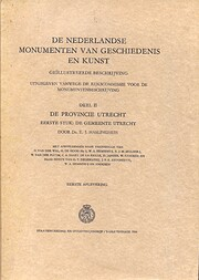 De gemeente Utrecht de 1881-1972 Haslinghuis