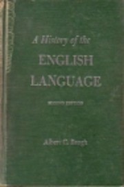 A History of the English Language –…