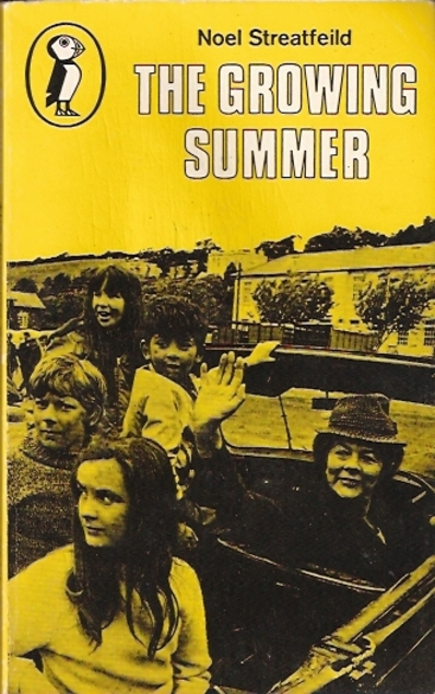 The Growing Summer cover