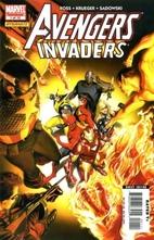 Avengers / Invaders # 1 by Jim Krueger