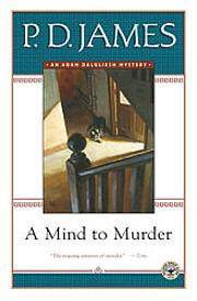 A Mind to Murder (Adam Dalgliesh Mysteries,…