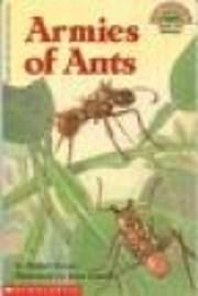 Armies of Ants (Hello Reader!, Level 4) de…