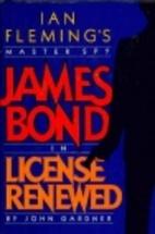 Licence Renewed by John Gardner