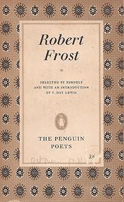 Robert Frost Selected Poems... de Robert..…
