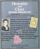 Herewith the Clues by Dennis Wheatley