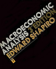 Macroeconomic analysis av Edward Shapiro