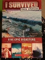 I Survived Five Epic Disasters av Lauren…