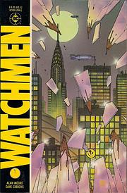 Watchmen af Alan Moore