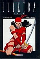 Elektra saga 4 by Frank Miller