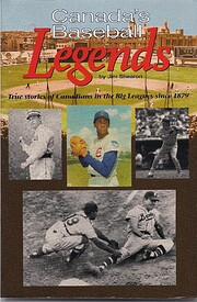 Canada's Baseball Legends by Jim…