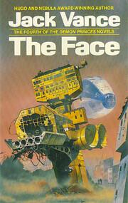 The face af Jack Vance