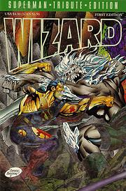 Wizard Magazine Superman Tribute Edition…