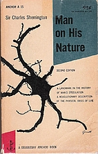 Man on His Nature by Charles Sherrington