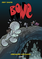 Bone Volume 7: Ghost Circles by Jeff Smith