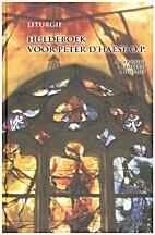 Liturgie : huldeboek voor Peter d'Haese O.P.…