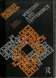 Writing and Difference de Jacques Derrida