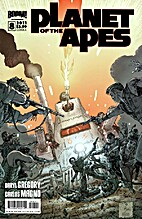 Planet of the Apes #8 by Daryl Gregory