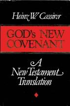 God's New Covenant: A New Testament…