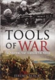 Tools of War – tekijä: Jeremy Black
