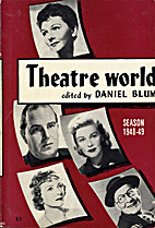 Theatre World 1948-49 Season by Daniel Blum