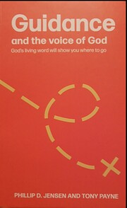 Guidance and the Voice of God (2nd Edition)…