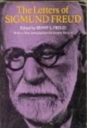 The Letters of Sigmund Freud por Sigmund…
