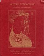 British Literature by Hazelton Spencer