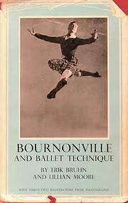 Bournonville and Ballet Technique by Erik.…