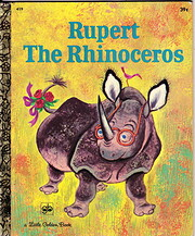 Rupert the Rhinoceros – tekijä: Carl…