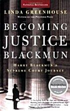 Becoming Justice Blackmun: Harry Blackmun's…