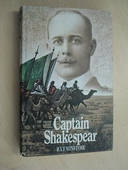 Captain Shakespear : a portrait by H. V. F.…