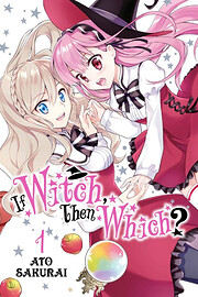 If witch, then which? 1 af Ato Sakurai