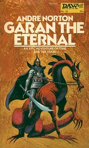 Garan the Eternal – tekijä: Andre Norton