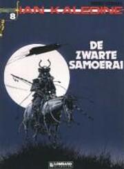 Ian Kaledine 8: De zwarte Samoerai av…