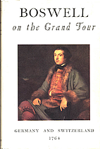 Boswell on the grand tour: Germany and…