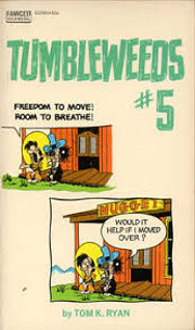 Tumbleweeds #5 por Tom K. Ryan