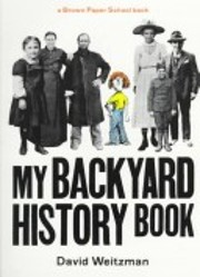 My Backyard History Book av David Weitzman