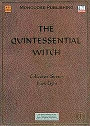 D20 SYSTEM – THE QUINTESSENTIAL WITCH de…