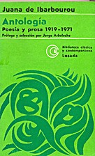 Antologia. Poesia y Prosa (1919-1971) by…