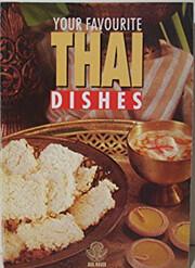 Your favourite Thai dishes av Wandee Na…