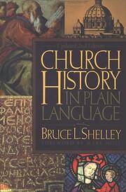 Church History In Plain Language de Bruce L.…