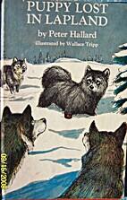 Puppy Lost in Lapland by Peter Hallard