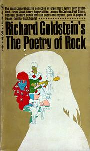 The Poetry of Rock af Richard Goldstein,…