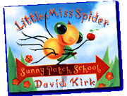 Little Miss Spider At Sunny Patch (Sunny…