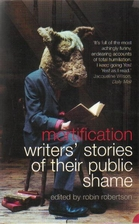 Mortification: Writers' Stories of Their…