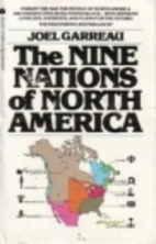 The Nine Nations of North America by Joel…