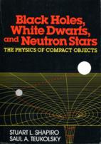 Black Holes, White Dwarfs and Neutron Stars:…