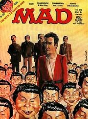 Mad British Edition # 272