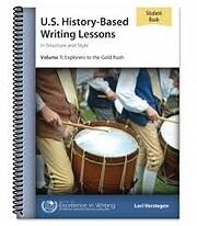 U.S. History-Based Writing Lessons, Vol. 1:…