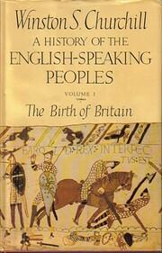 The Birth of Britain de Winston Spencer…